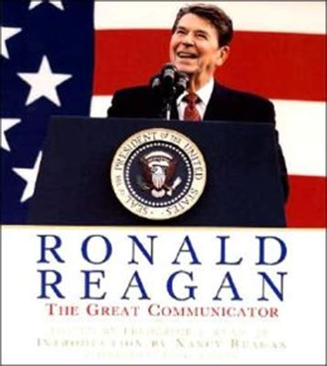 Ronald reagan the great communicator essay